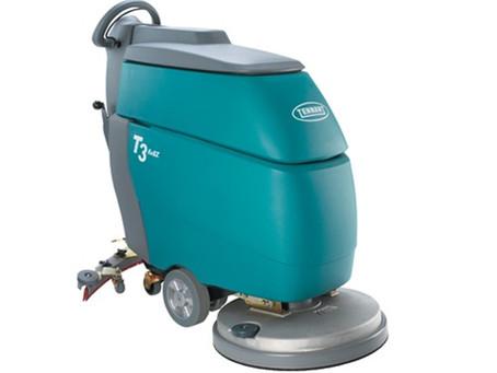 Why use a floor scrubber?