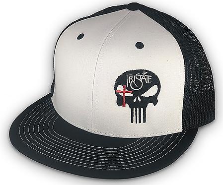 TriState Skull Logo Hat
