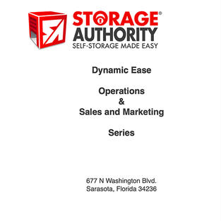 Dynamic Ease Operations & Sale and Marketing Series