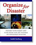Organize for Disaster by Judith Kolberg, fileheads.net