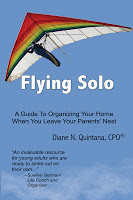Flying Solo – Organizing Your First Home
