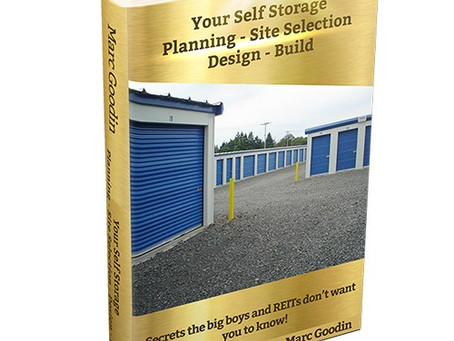 Self Storage Planning……… Chapter 4 & 5