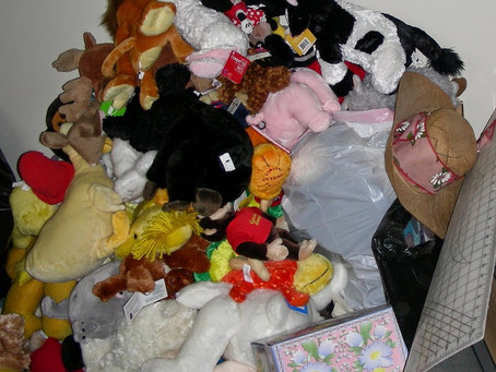 Children and Clutter