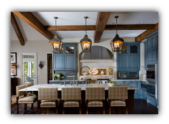 East Cobb Traditional Kitchen