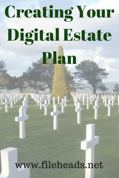 Creating Your Digital Estate Plan   Judith Kolberg, Fileheads.net