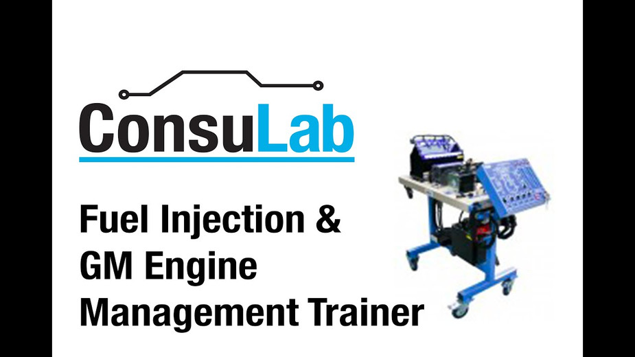 EM-330-1 GM Fuel Injection and Engine Management Trainer