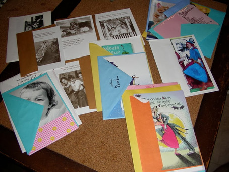Organize Your Greeting Cards