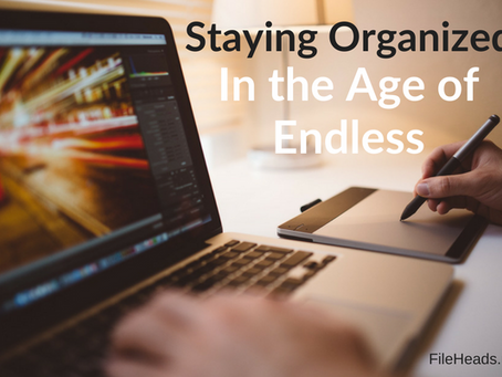 New Podcast – Staying Organized in the Age of Endless