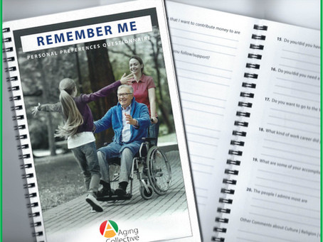 """Remember Me"" - A Reminiscence Tool"