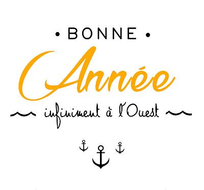 """Carte de Vœux """"Bonne Année"""""""