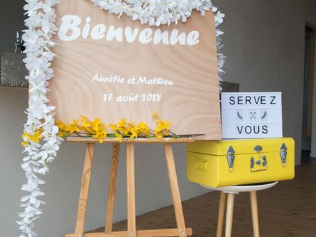 Mariage de Aurélie et Mathieu