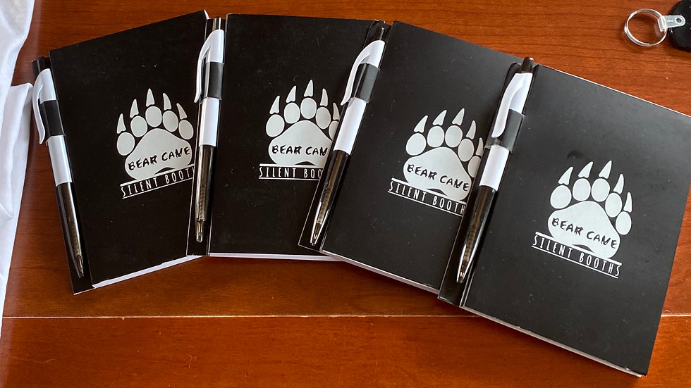 Bear Cave Notebook