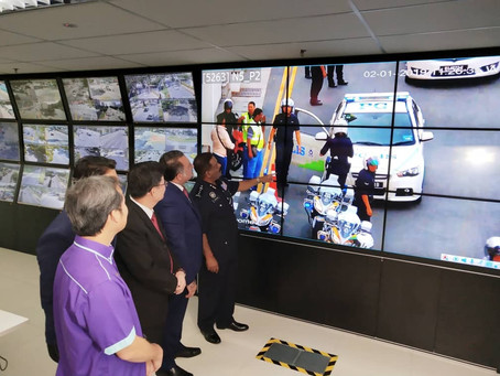 Penang Facial Recognition CCTV System Is Now Operational: Said To Be The First In Malaysia