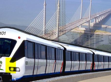 LRT is Penang's best bet