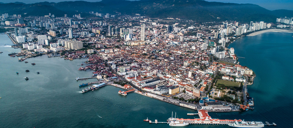 全球最佳海岛 槟城名列第八