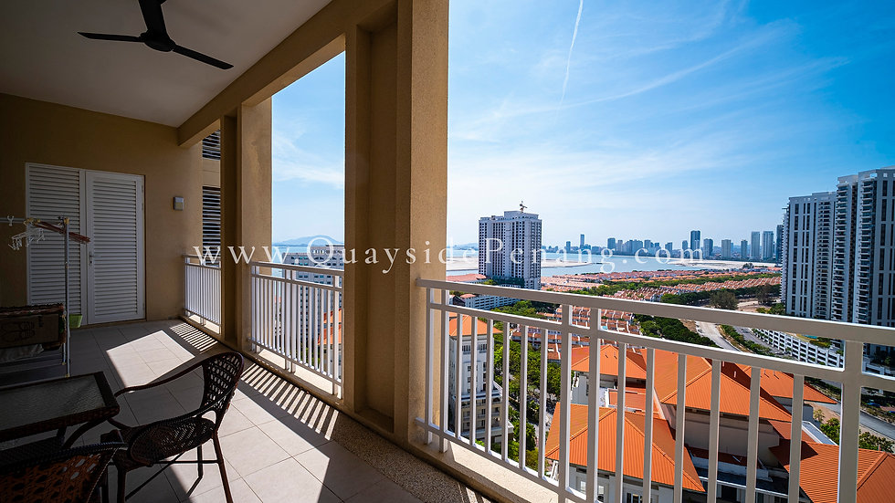 Quayside - 2+1 beds | 2,000 sq ft