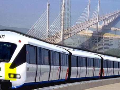 Transport Ministry green-lights Bayan Lepas LRT project