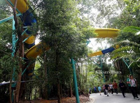 World's longest water slide to open in Penang in August