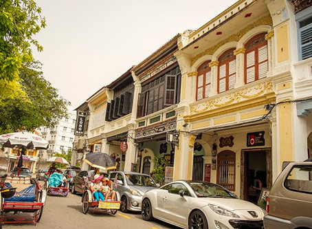 Penang will be the first city in Asia to run trial of Facebook's new wireless Internet technology
