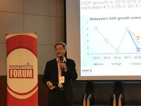 The 2018 Forum: Will Malaysia face a property winter in 2019?