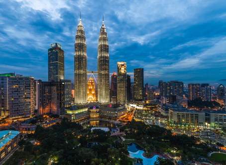 Malaysia's economy grows 4.5% in 1Q19