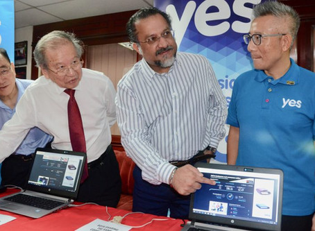 YTL unveils world's fastest broadband speed in Penang