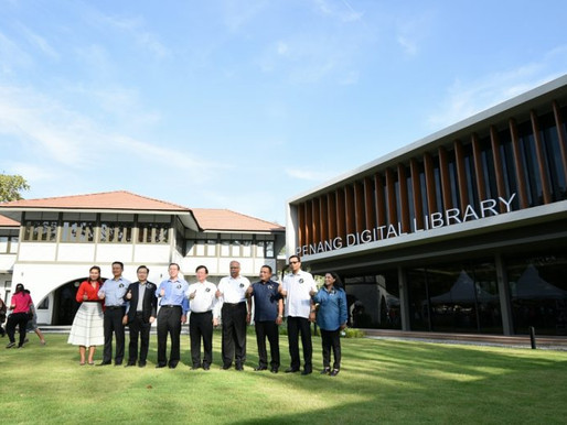 THE Penang Digital Library Phase Two