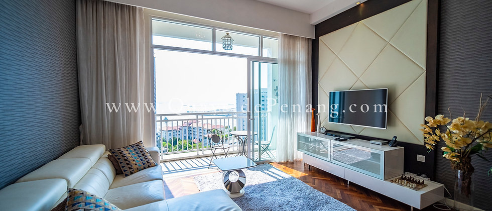 Quayside - 1+1 beds | 1,371 sq ft