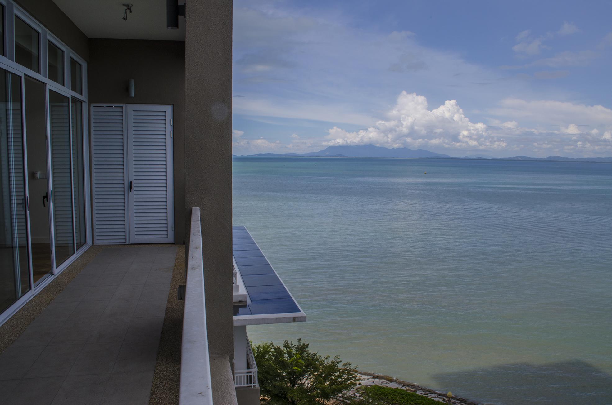180 degree of Andaman sea