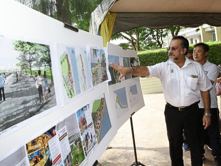 Penang govt to tap into the best for Gurney Wharf