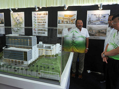 Island Medical City will be the first of its kind medical hub in Malaysia