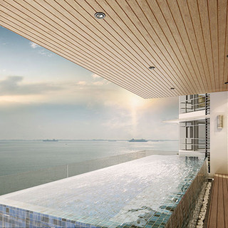 Dip Pool with Panoramic Views