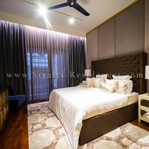 Bedroom ensuites