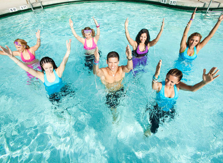 Quayside / Andaman weekly fitness classes