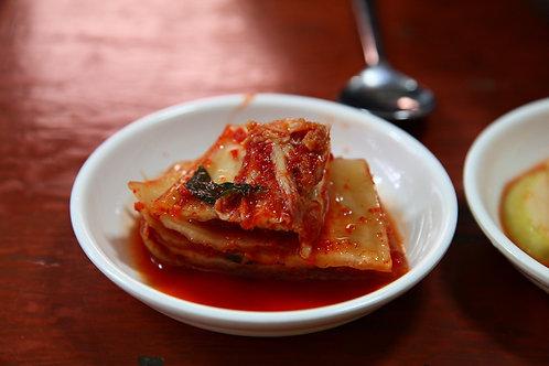 맛김치 Kimchi (kleingeschnitten) 500g