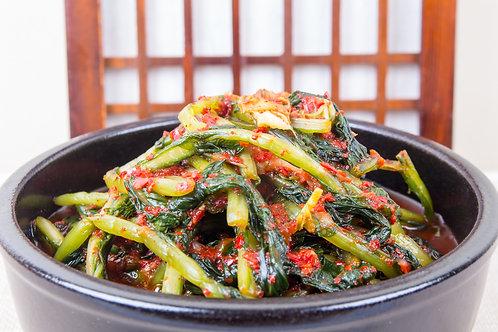 열무김치 Kimchi aus Jungrettich 200g