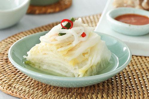 백김치 Kimchi (weiß: nicht scharf) 500g