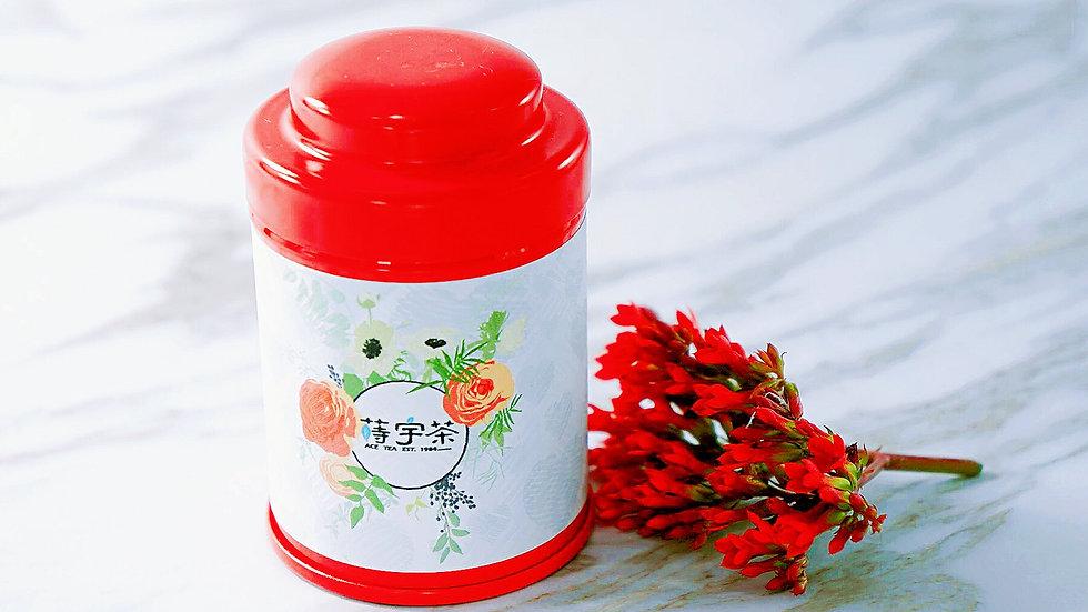 金麥茶包彩罐