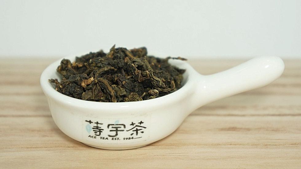 高冷梨山綠茶