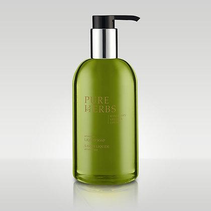 Жидкое мыло с дозатором Pure Herbs Energizing Liquid Soap
