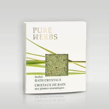 Соль для ванны Pure Herbs Bath salt