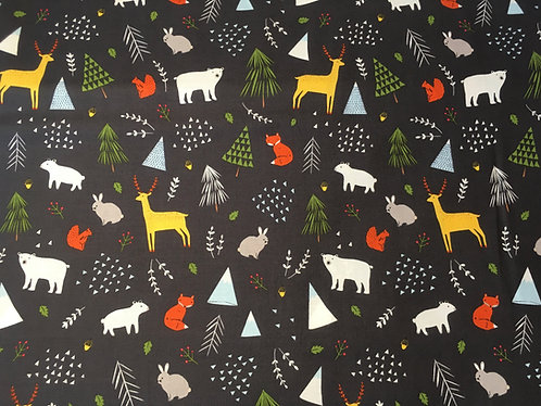 Riley Blake's 'in the forest' fabric