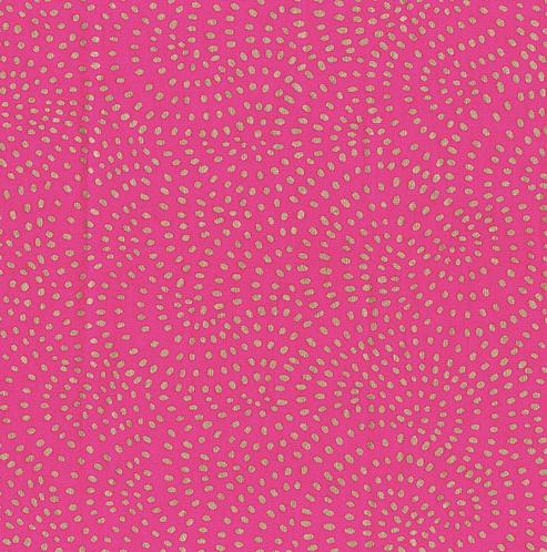 Twist in metallic pink by Dashwood studio