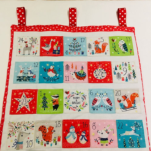 Dashwood Studio Forest Friends advent calendar