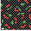 Thumbnail: Cherry Dot from Michael Miller in mint and black