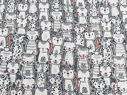 A Pawsome Bunch, Micheal Miller fabric