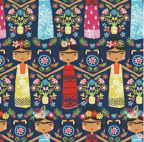 Dashwood Studio 'Fiesta' Frida Kahlo