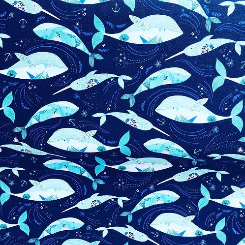 Dashwood Studio 'Into the Blue' Whales