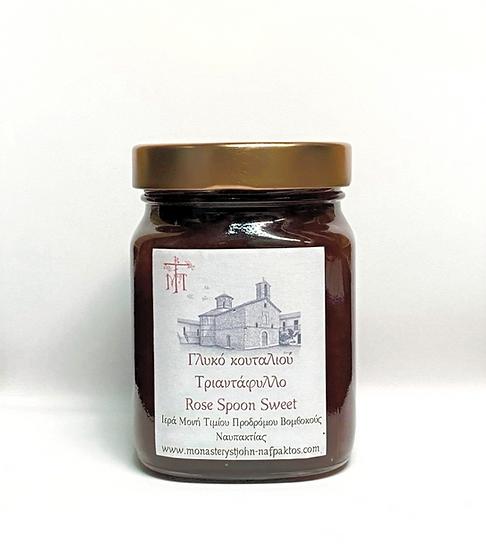 Rose Spoon Sweet
