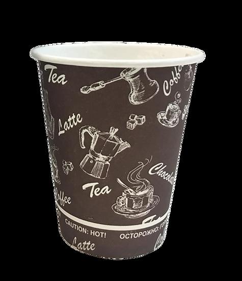 Стаканчик бумажный Global Cups 150 мл., 2500 шт./кор.